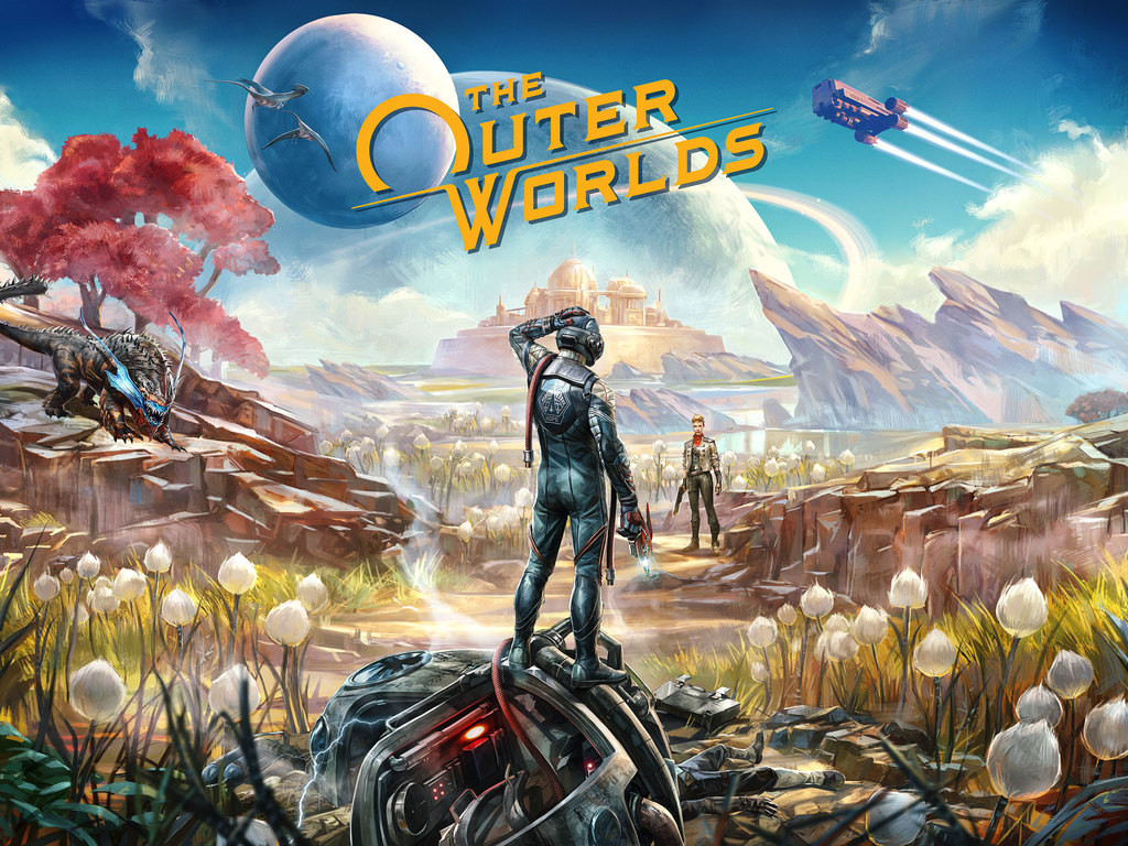 RPG【优作】 The Outer Worlds_菲律宾申博【官方】网站